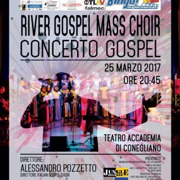 River Gospel Mass Choir @Conegliano